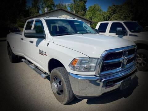 2018 RAM Ram Pickup 3500 for sale at Carder Motors Inc in Bridgeport WV