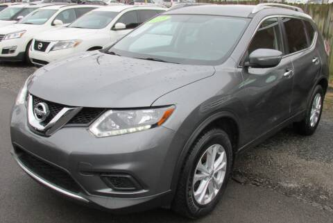 2015 Nissan Rogue for sale at Express Auto Sales in Lexington KY