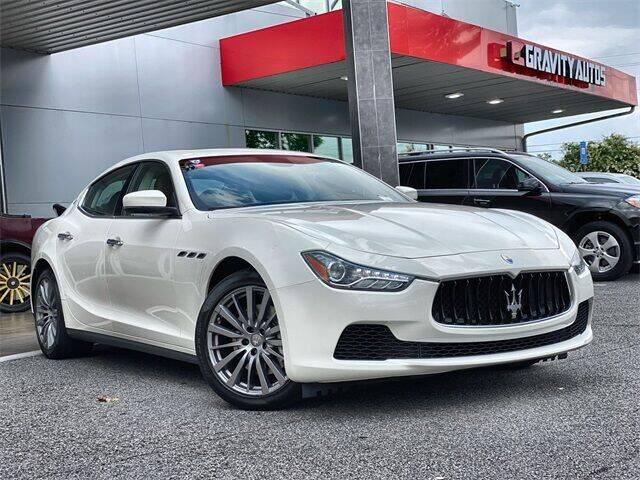 2017 Maserati Ghibli 4dr Sedan - Roswell GA