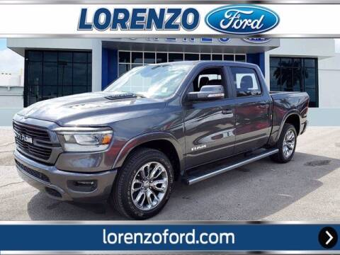 2020 RAM Ram Pickup 1500 for sale at Lorenzo Ford in Homestead FL