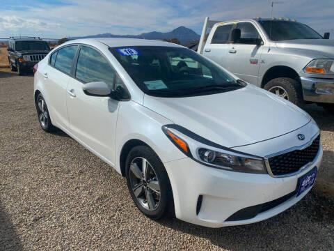 2018 Kia Forte for sale at 4X4 Auto in Cortez CO