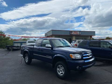 2003 Toyota Tundra for sale at FIESTA MOTORS in Hagerstown MD
