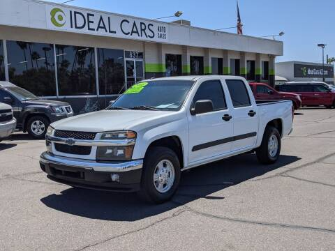 2008 Chevrolet Colorado for sale at Ideal Cars Apache Junction in Apache Junction AZ