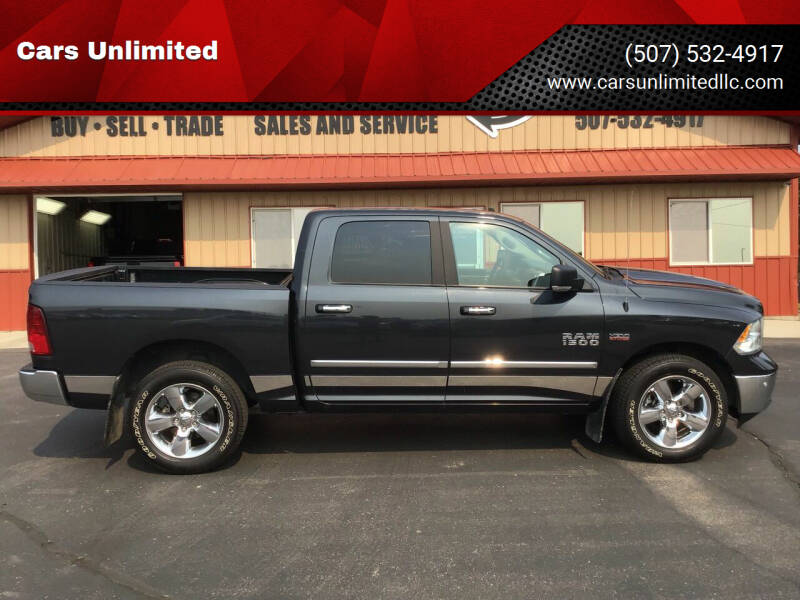 2017 RAM Ram Pickup 1500 for sale at Cars Unlimited in Marshall MN