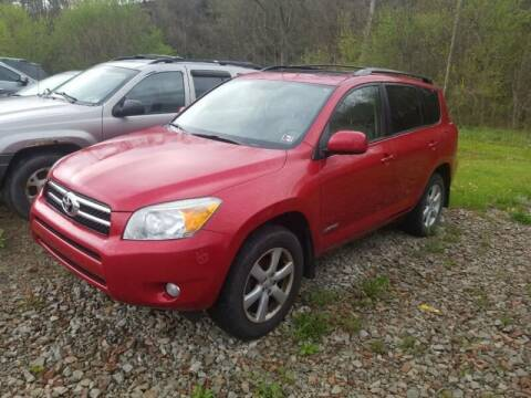 2006 Toyota RAV4 for sale at Elite Motors in Uniontown PA