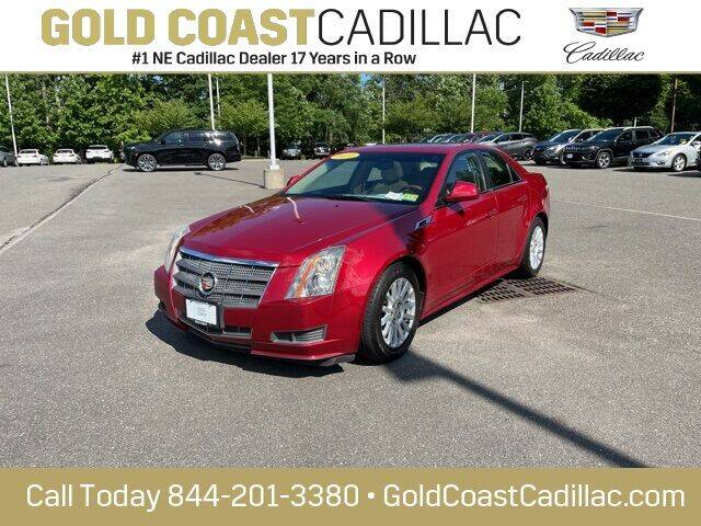 2011 Cadillac CTS for sale at Gold Coast Cadillac in Oakhurst NJ