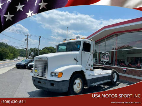 2000 Freightliner FLD112 for sale at USA Motor Sport inc in Marlborough MA