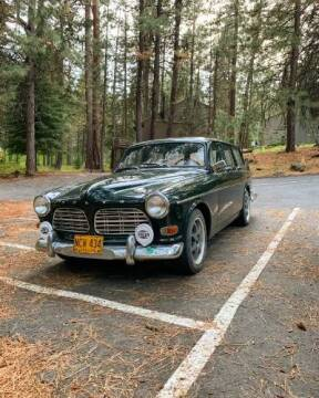 1967 Volvo 122S for sale at Classic Car Deals in Cadillac MI