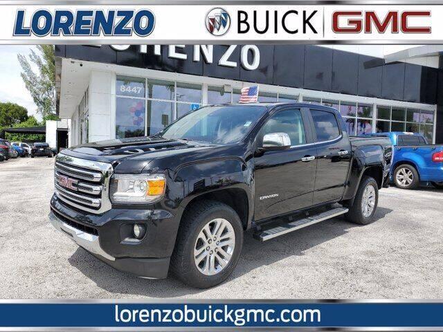 2015 GMC Canyon for sale at Lorenzo Buick GMC in Miami FL