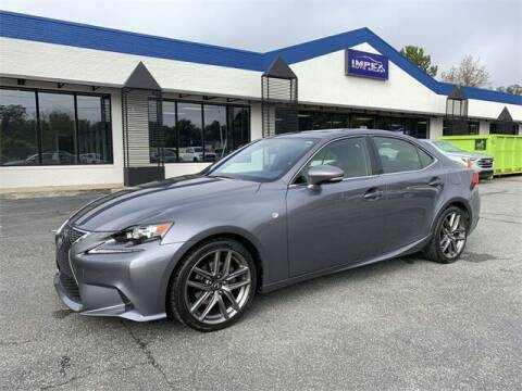2014 Lexus IS 250 for sale at Impex Auto Sales in Greensboro NC