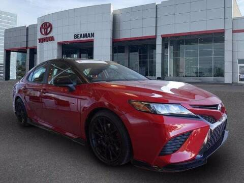 2020 Toyota Camry for sale at BEAMAN TOYOTA in Nashville TN