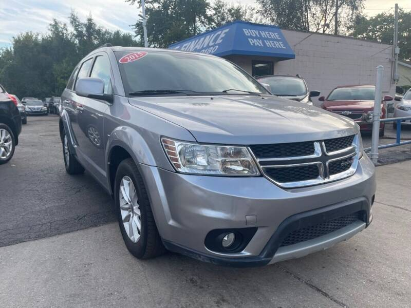 2015 Dodge Journey for sale at Great Lakes Auto House in Midlothian IL