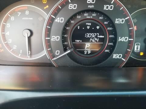 2013 Honda Accord for sale at Walker Auto Sales and Towing in Marrero LA