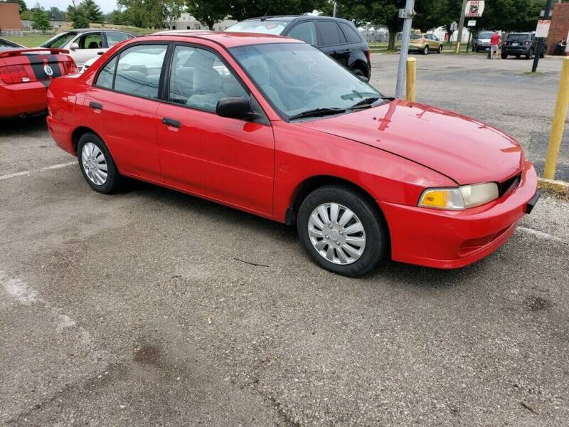 2001 Mitsubishi Mirage for sale at Sportscar Group INC in Moraine OH