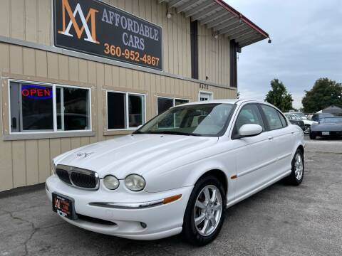 2004 Jaguar X-Type for sale at M & A Affordable Cars in Vancouver WA