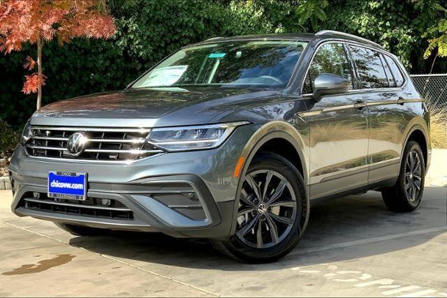 2022 Volkswagen Tiguan for sale in Chico, CA
