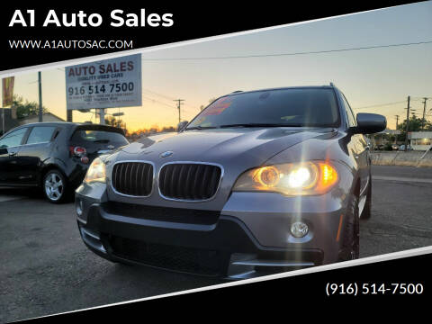2010 BMW X5 for sale at A1 Auto Sales in Sacramento CA