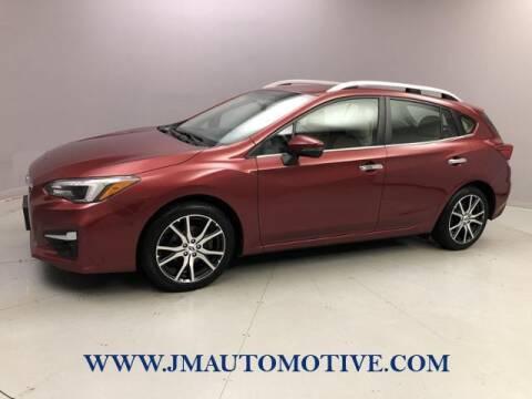 2019 Subaru Impreza for sale at J & M Automotive in Naugatuck CT