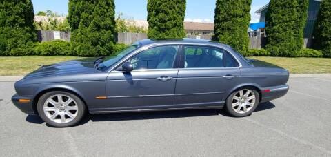 2005 Jaguar XJ-Series for sale at AUTOTRACK INC in Mount Vernon WA