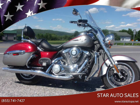 2012 Kawasaki Vulcan for sale at Star Auto Sales in Fayetteville PA