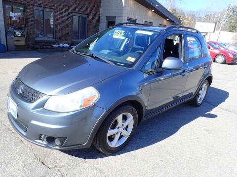 2009 Suzuki SX4 Crossover for sale at S & J Motor Co Inc. in Merrimack NH