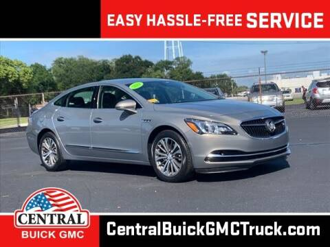 2019 Buick LaCrosse for sale at Central Buick GMC in Winter Haven FL