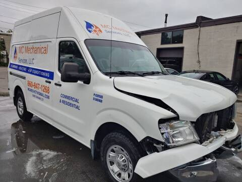 2013 Nissan NV Cargo for sale at Auto Direct Inc in Saddle Brook NJ