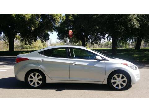 2011 Hyundai Elantra for sale at KARS R US in Modesto CA