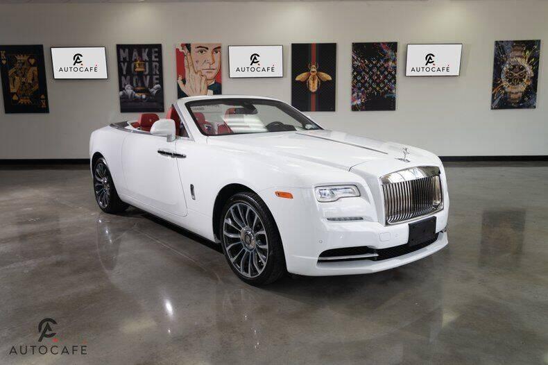 2020 Rolls-Royce Dawn for sale in Miami Beach, FL