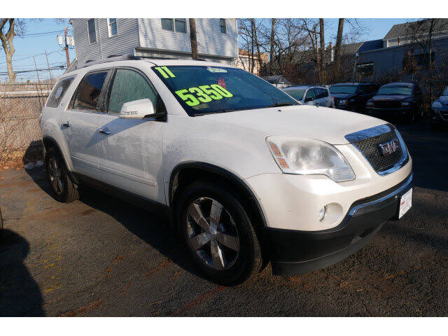 2011 GMC Acadia for sale at M & R Auto Sales INC. in North Plainfield NJ
