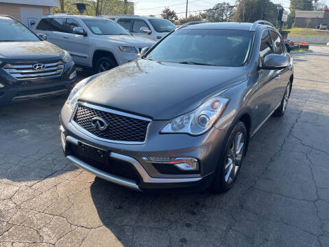 2016 Infiniti QX50 for sale at Magic Motors Inc. in Snellville GA