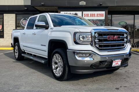 2018 GMC Sierra 1500 for sale at Michaels Auto Plaza in East Greenbush NY