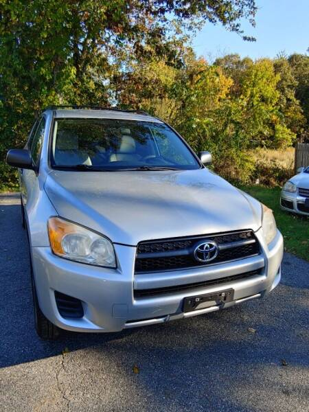 2009 Toyota RAV4 for sale at Best Choice Auto Market in Swansea MA