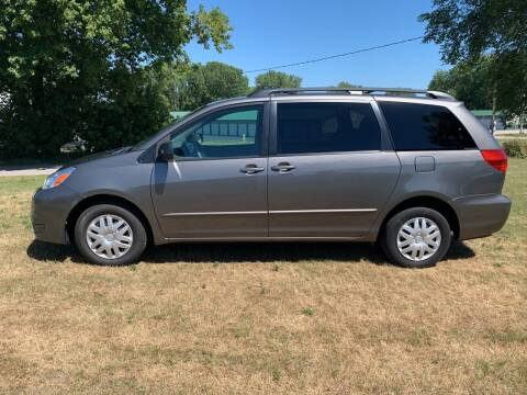 2005 Toyota Sienna for sale at Velp Avenue Motors LLC in Green Bay WI