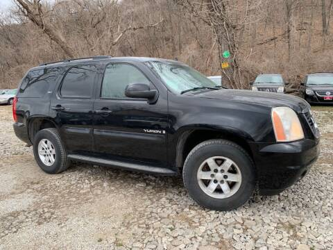 2007 GMC Yukon for sale at Korz Auto Farm in Kansas City KS