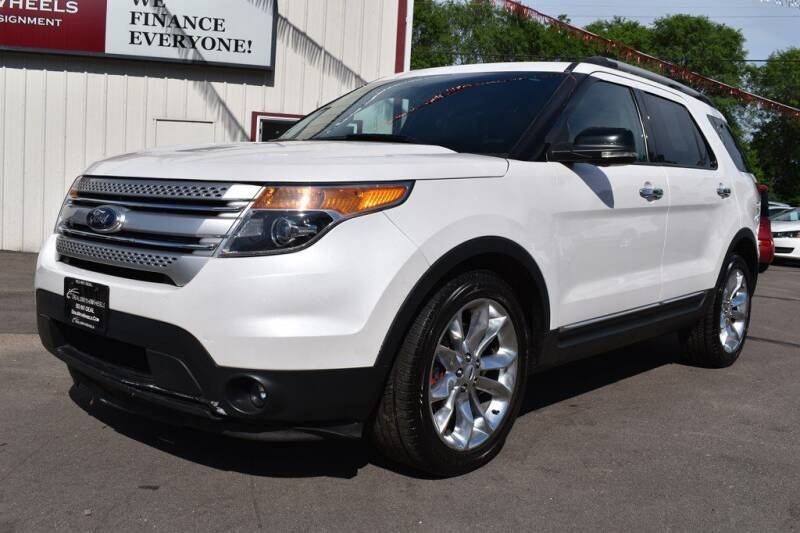 2013 Ford Explorer for sale at DealswithWheels in Hastings MN