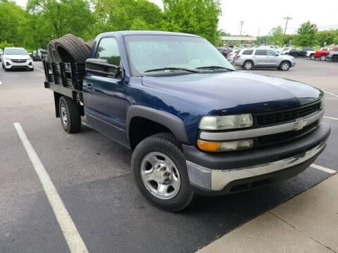 2002 Chevrolet Silverado 2500HD for sale at CON ALVARO ¡TODOS CALIFICAN!™ in Columbia TN