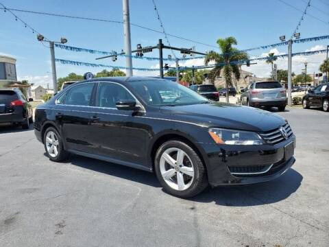 2014 Volkswagen Passat for sale at Select Autos Inc in Fort Pierce FL