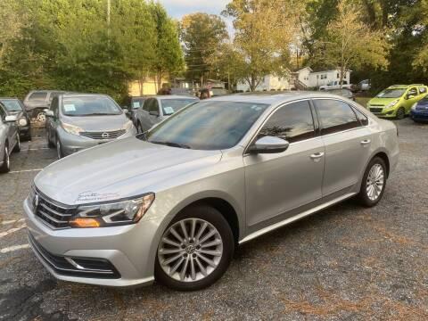 2016 Volkswagen Passat for sale at Car Online in Roswell GA