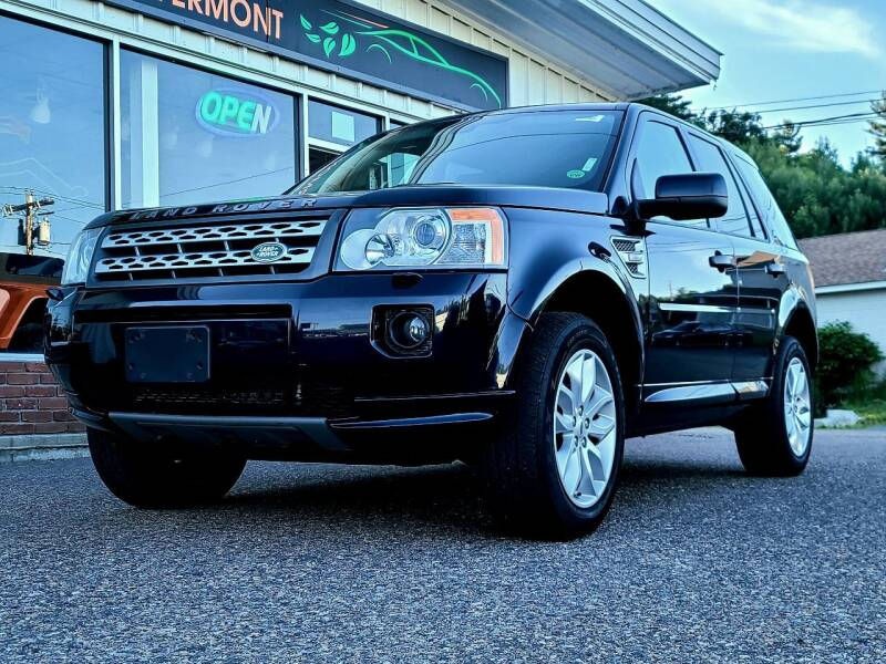 2011 Land Rover LR2 for sale at Green Cars Vermont in Montpelier VT
