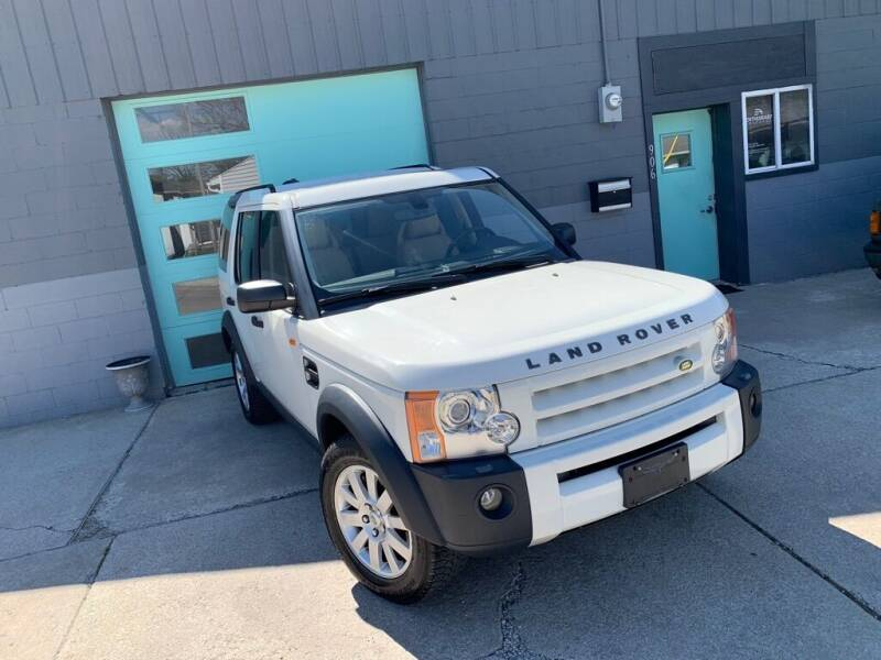 2006 Land Rover LR3 for sale at Enthusiast Autohaus in Sheridan IN