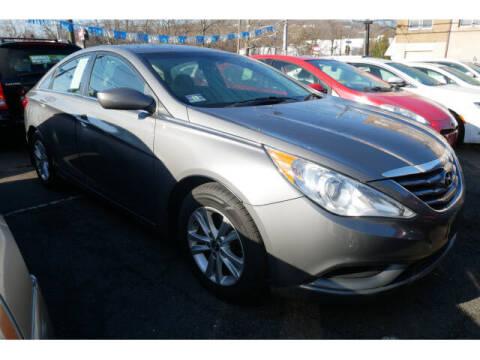 2012 Hyundai Sonata for sale at M & R Auto Sales INC. in North Plainfield NJ