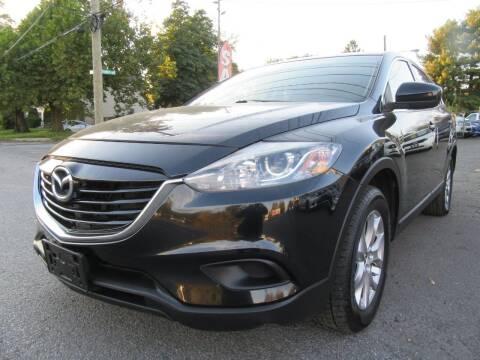2014 Mazda CX-9 for sale at PRESTIGE IMPORT AUTO SALES in Morrisville PA