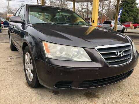 2009 Hyundai Sonata for sale at King Louis Auto Sales in Louisville KY