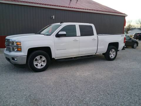 2015 Chevrolet Silverado 1500 for sale at MIKE'S CYCLE & AUTO in Connersville IN