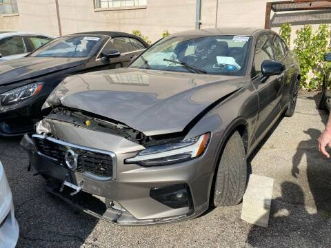 2019 Volvo S60 for sale at ALL TEAM AUTO in Las Vegas NV