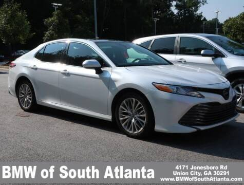 2019 Toyota Camry for sale at Carol Benner @ BMW of South Atlanta in Union City GA