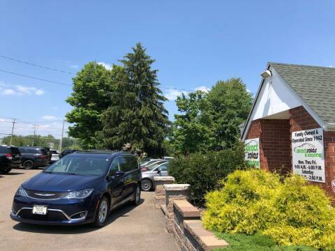 2018 Chrysler Pacifica for sale at Direct Sales & Leasing in Youngstown OH