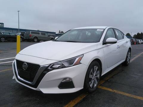 2019 Nissan Altima for sale at All Affordable Autos in Oakley KS