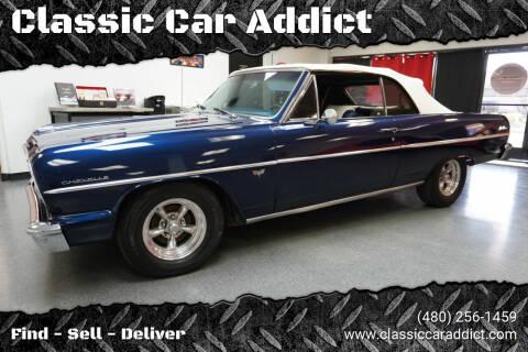 1964 Chevrolet Malibu for sale at Classic Car Addict in Mesa AZ
